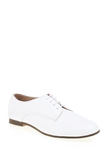 Divarese Oxford Ayakkabı Beyaz